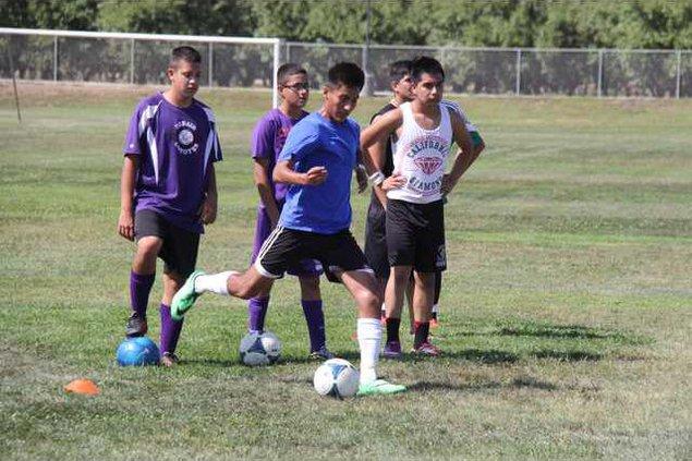 Denair soccer 1