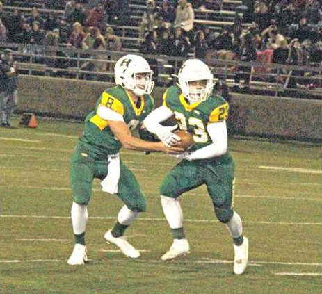 Hilmar football