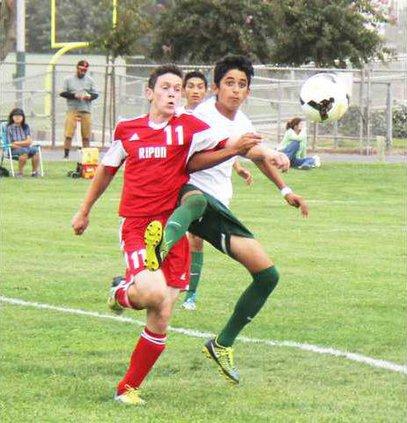 Hilmar soccer 1