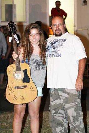 Kansas guitar