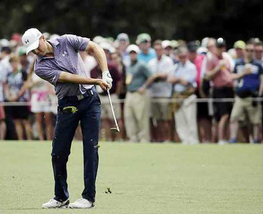 Masters golf pic
