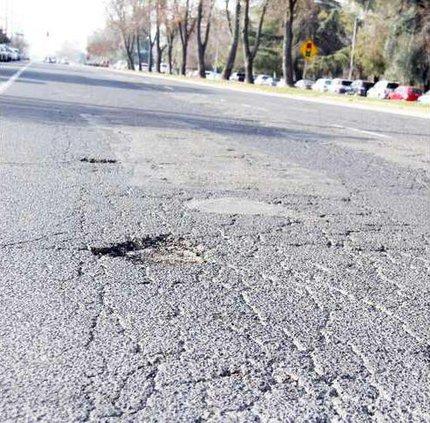 Monte Vista roads