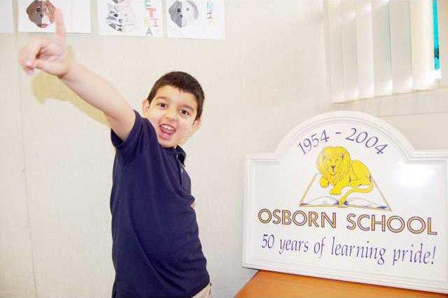 Osborn student pic