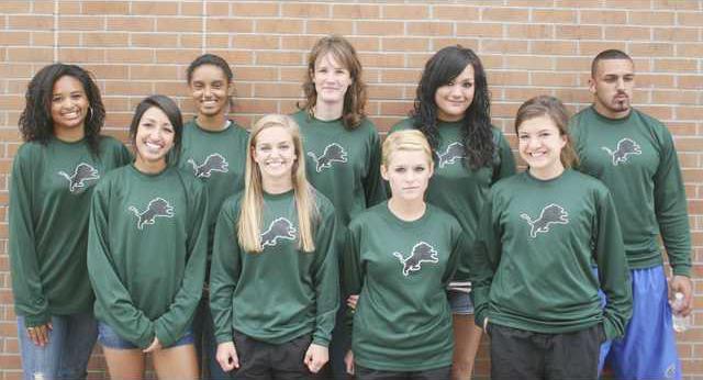 PHS track team