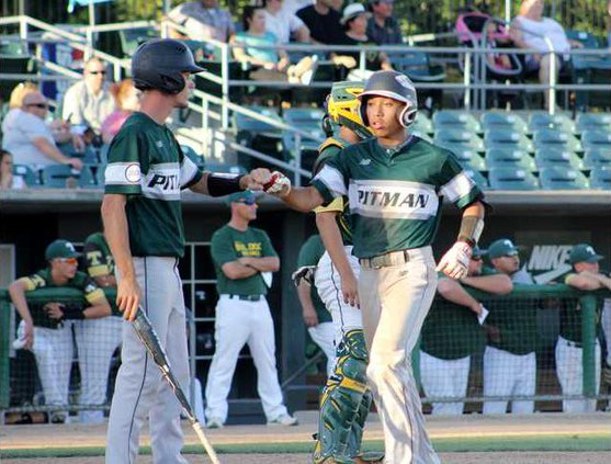 Pitman baseball