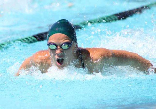 Pitman swimming 1