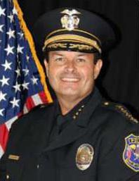 Police Chief Rob Jackson