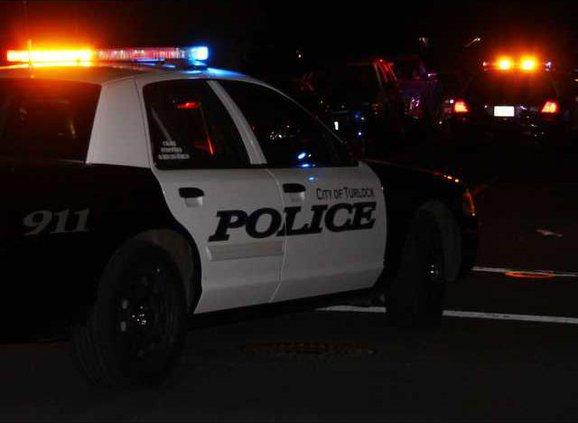 Turlock Police Cars