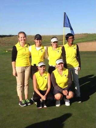 Turlock girls golf