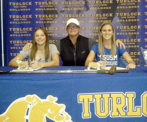 Turlock golf signings