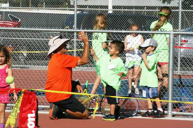 tennis camp pic