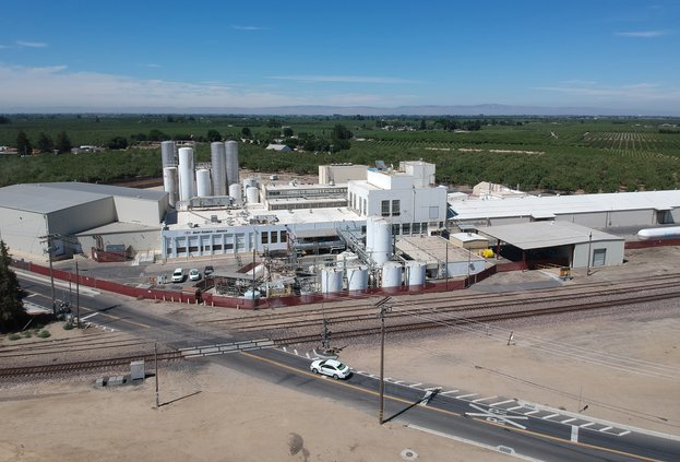 Dairy Farmers of America Hughson plant