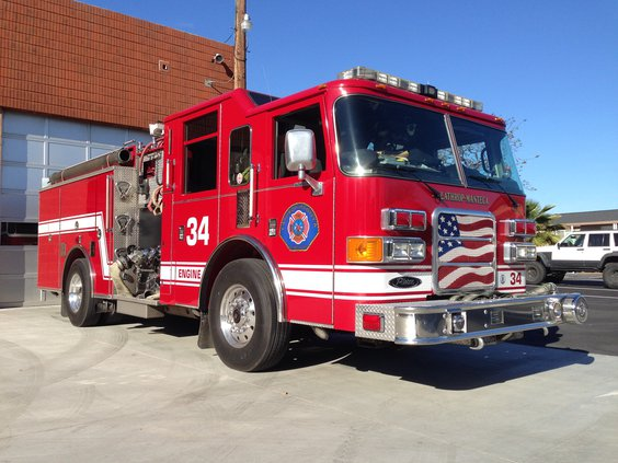 LM fire