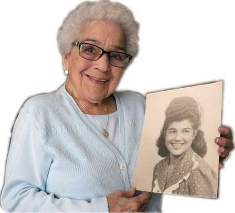 Bettye Welsh cutout