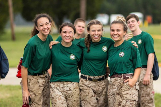 Marine leadership camp pic1