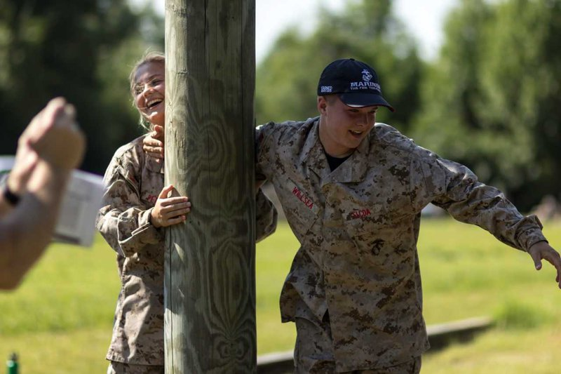 Marine leadership camp pic2