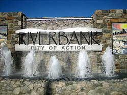 riverbank fountain
