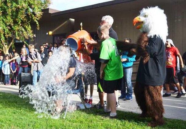 Ice Bucket Challenge 1