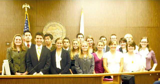 MOCK TRIAL Turlock High