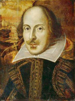 William Shakespeare 1609