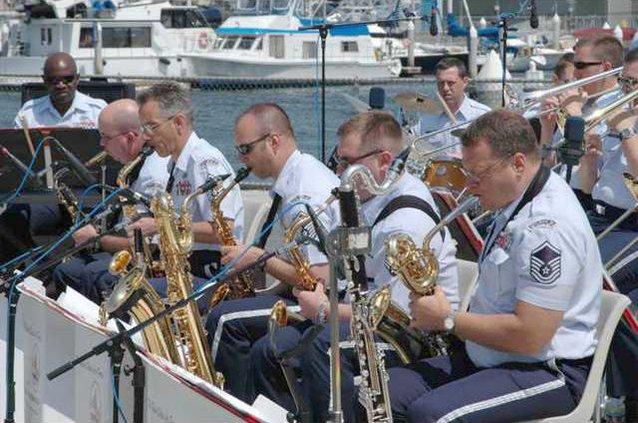 air force band