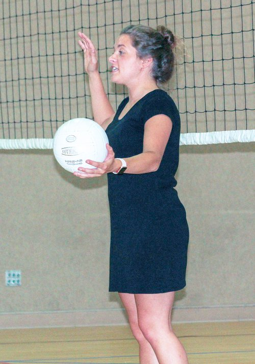 new TC volley coach