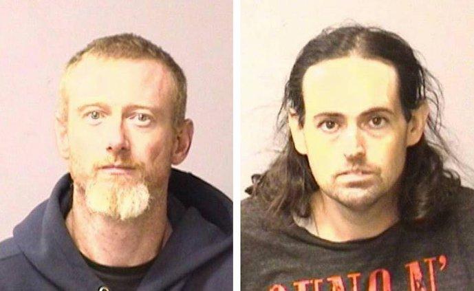 Auto theft suspects