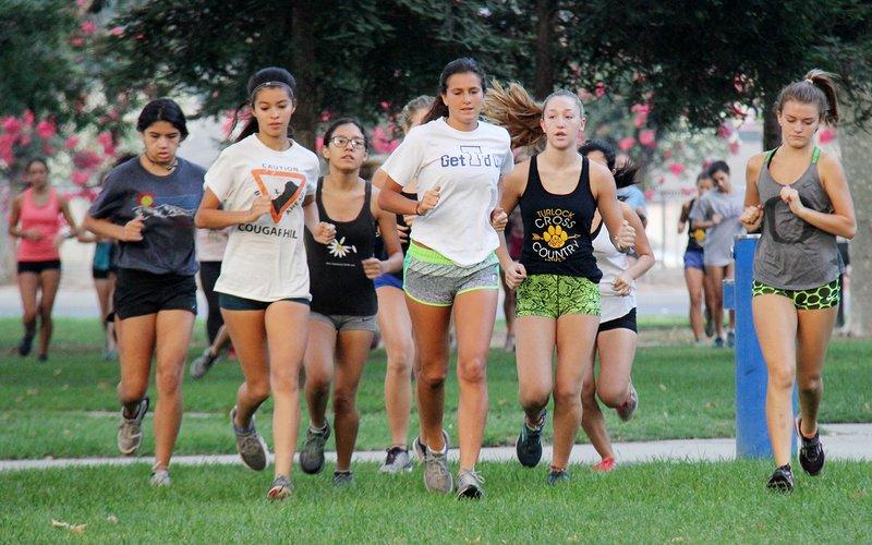 turlock girls cross country
