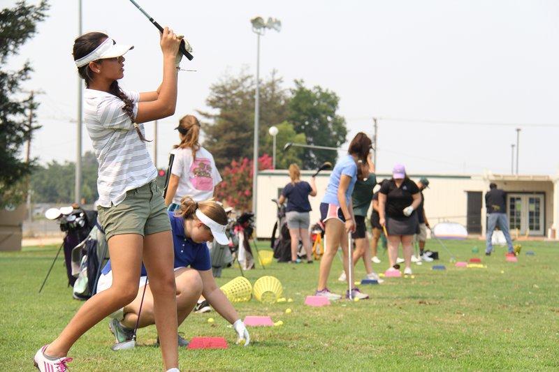 pitman girls golf