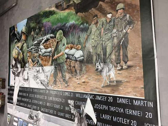 mural vietnam