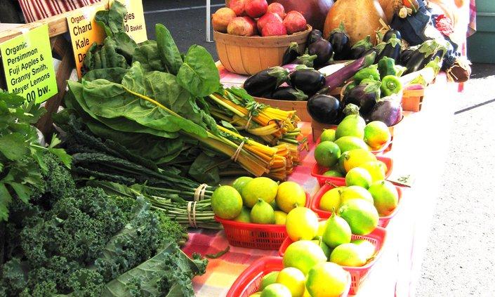 senior farmers market