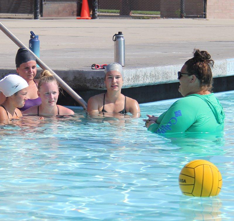 pitman girls water polo preview