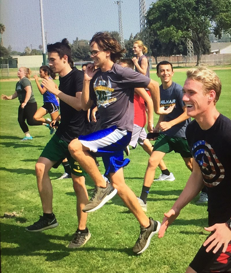 hilmar cross country