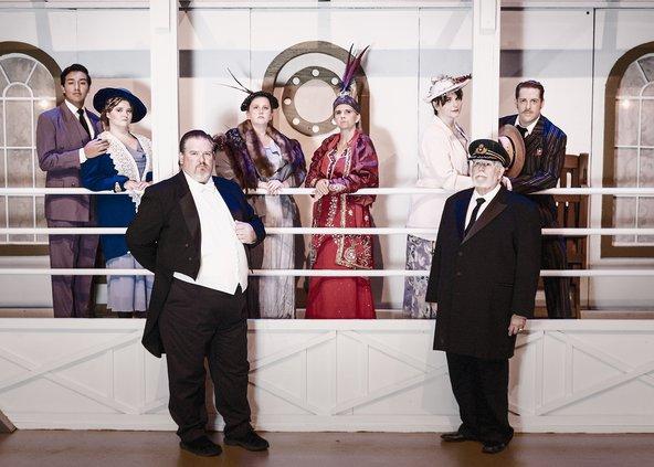 Titanic playhouse merced