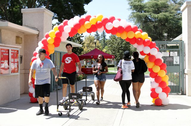 stanislaus state move in day 2018