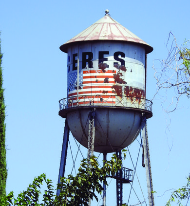 Ceres water tower