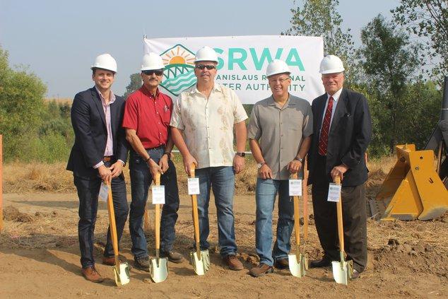 SRWA groundbreaking