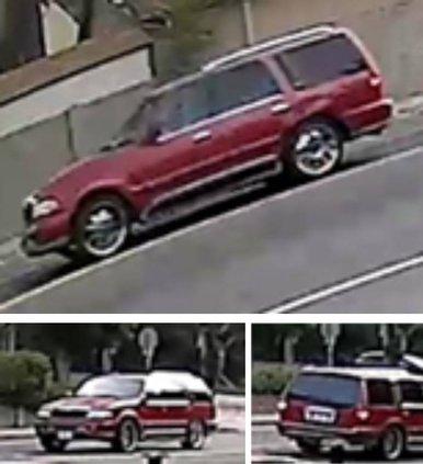 suspect vehicle navigator