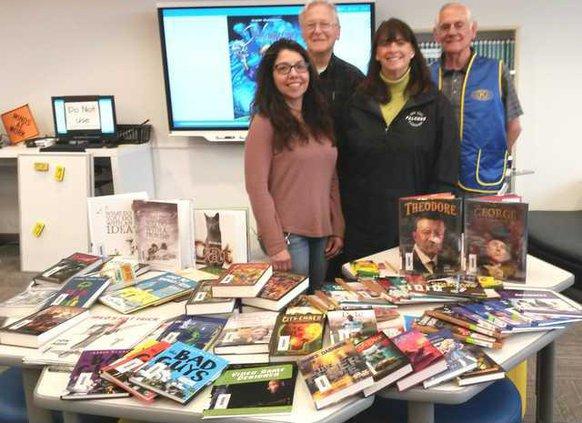 fair oaks book donation