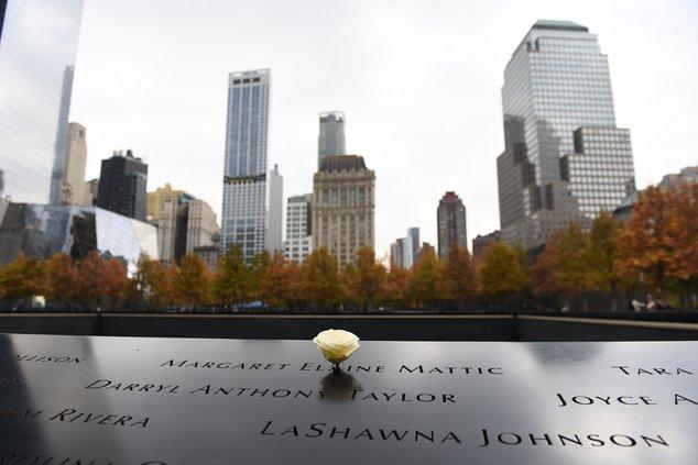 september 11 new york memorial