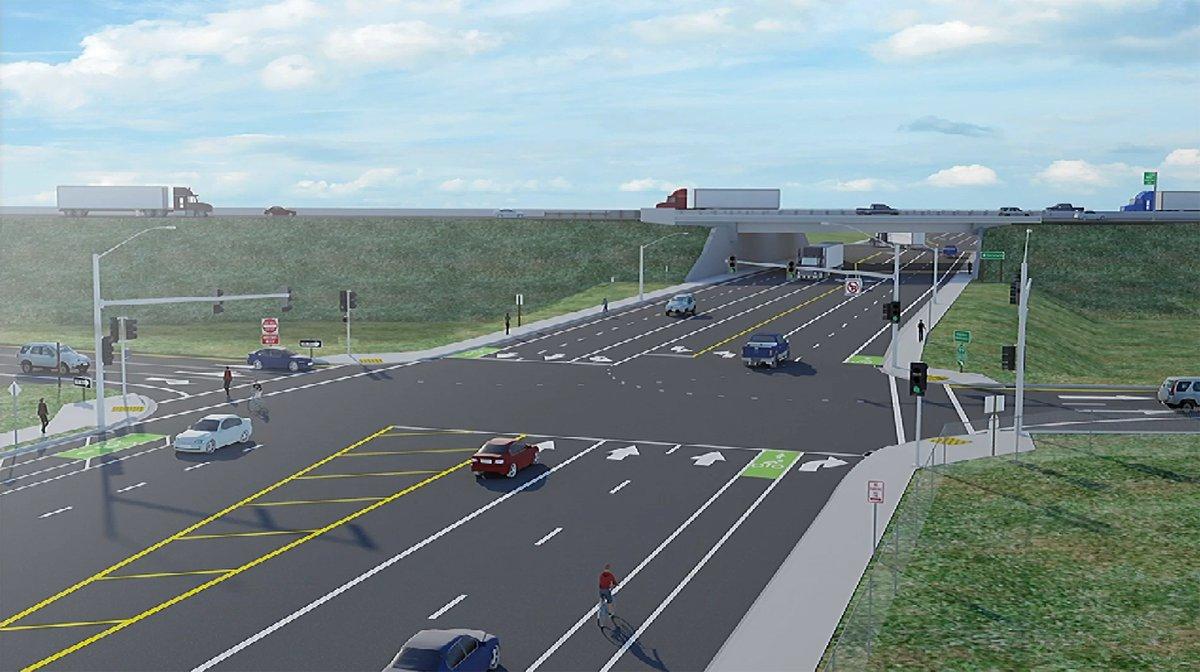 fulkerth interchange project moves forward turlock journal fulkerth interchange project moves