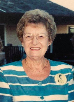 Joyce M. Carlberg