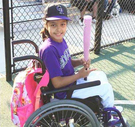 MiracleLeague Michelle Ortiz