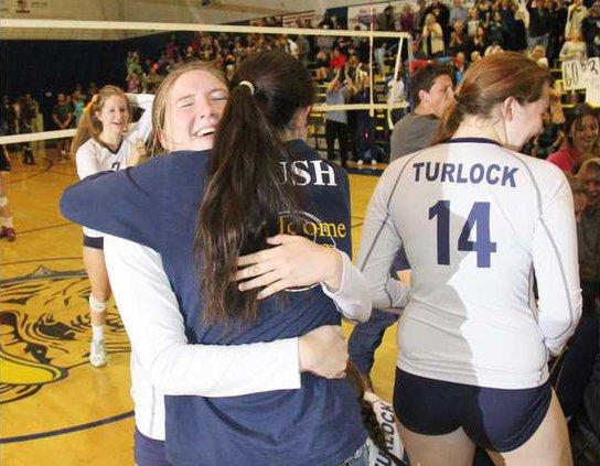 Turlock volley 2