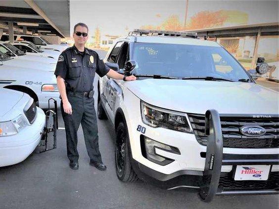 Ripon Police Car IMG 220610102