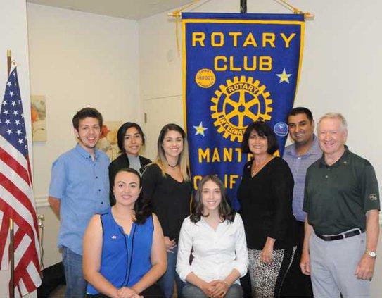 Rotary Scholars DSC 5943