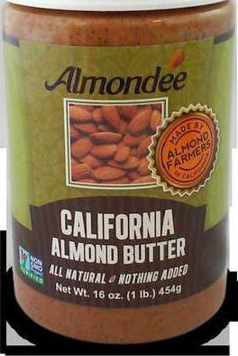 Almondee Almond Butterr 1024x1024