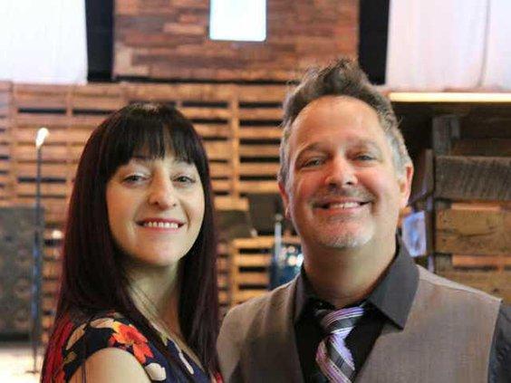 Pastor Dave  Lisa Lynn Bliss of Refuge Church