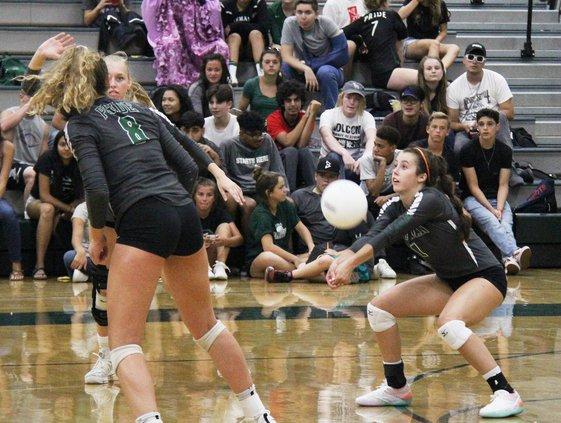 PITMAN volleyball