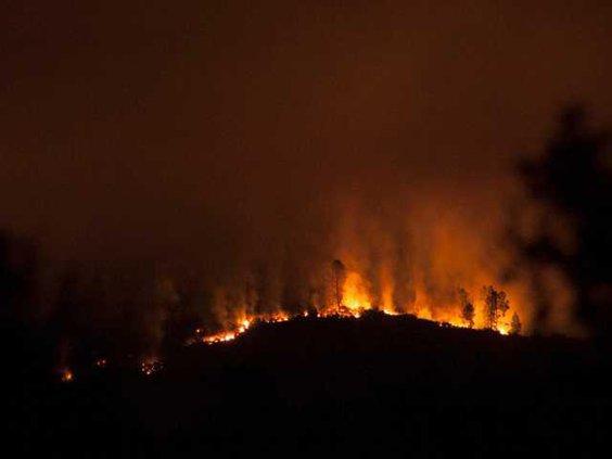 SAT Rim Fire Pine Mountain 3